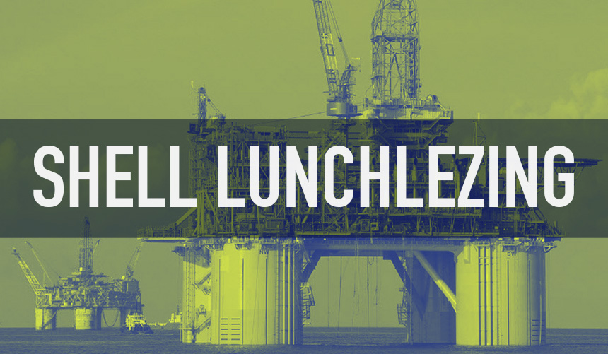 Lunchlezing Shell